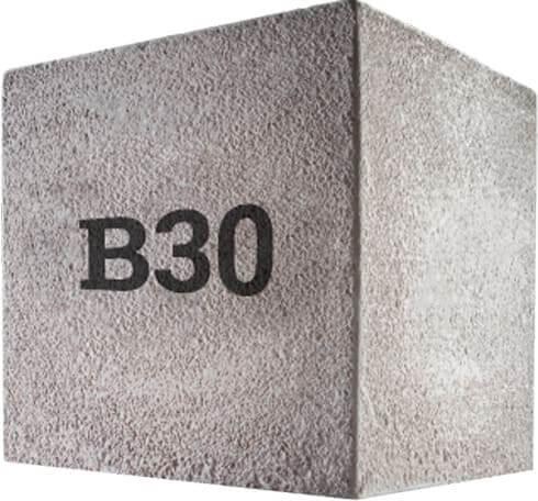бетон b40