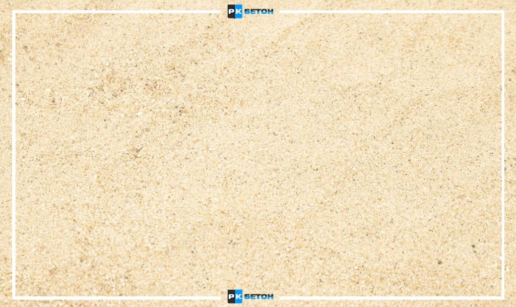 Мытый песок цена