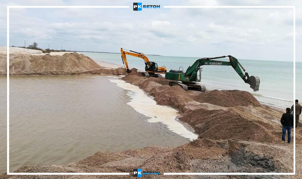 Песок речной в Москве