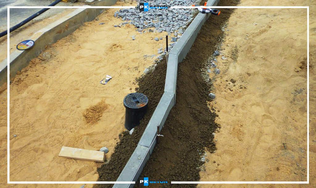 бетон в москве размеры