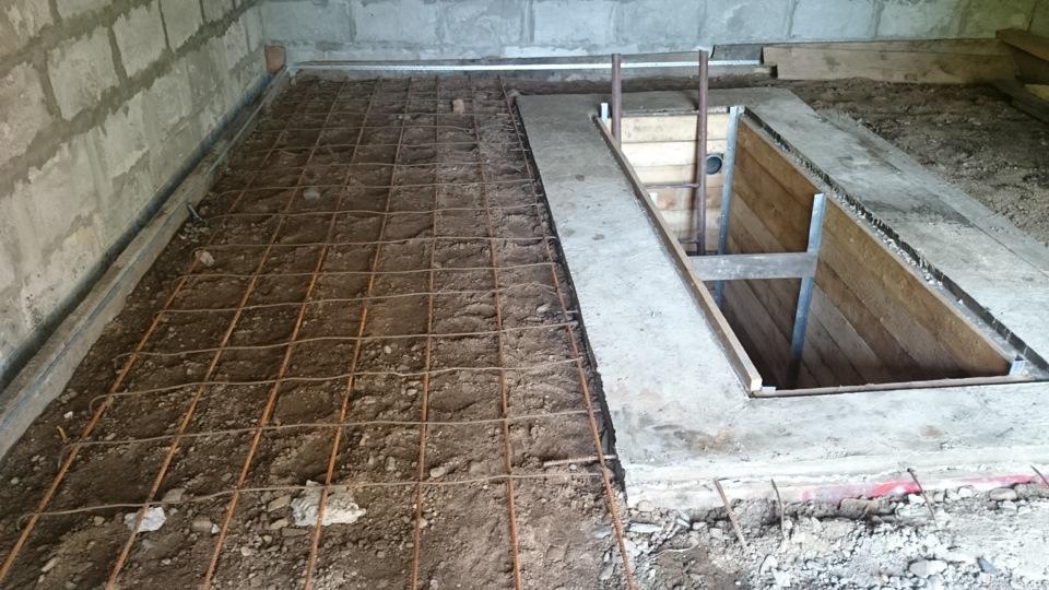 Какой бетон выбрать для гаража?